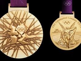 Médaille d'or aux Jeux Olympiques