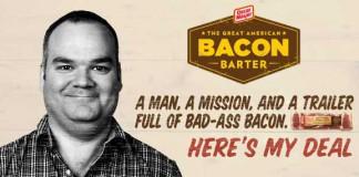 Du bacon comme moyen de paiement