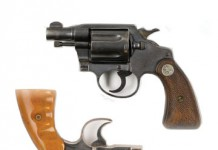 Les revolvers de Bonnie and Clyde