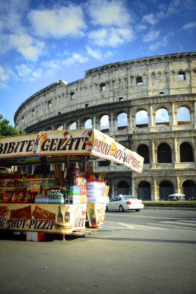 Photo de Rome en Italie