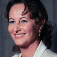 Photo de Ségolène Royal