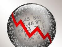 Les marchés en baisse