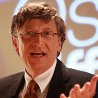 Photo de Bill Gates
