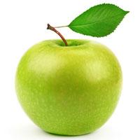 Photo d'une pomme