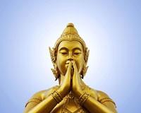 Statue Thaï