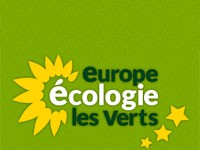 Logo d'EELV (Europe Ecologie Les Verts)