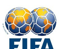 Logo de la FIFA (Fédération Internationale de Football Association)