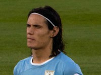 Photo du joueur de football Edinson Cavani