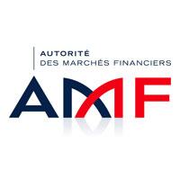 Logo de l'Autorité des marchés financiers (AMF)