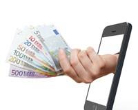 Moyens de paiement : le téléphone portable