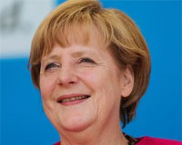 Photo d'Angela Merkel