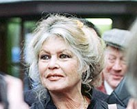 Photo de Brigitte Bardot
