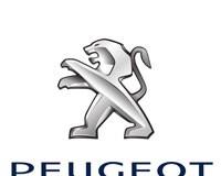 Le logo de Peugeot