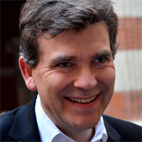 Photo d'Arnaud Montebourg