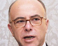 photo de Bernard Cazeneuve