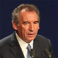 Photo de François Bayrou
