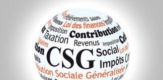 CSG (Contribution Sociale Généralisée)