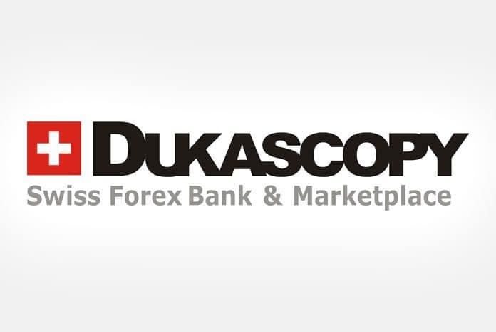 Logo de Dukascopy