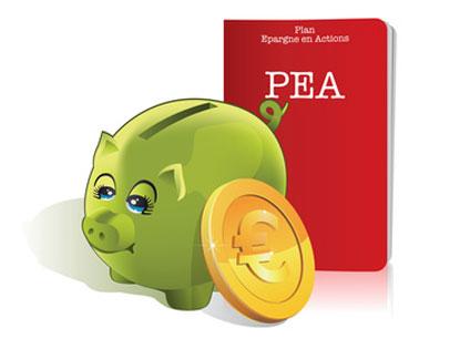 Plan d'épargne en actions (PEA)