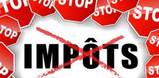 Stop aux impôts