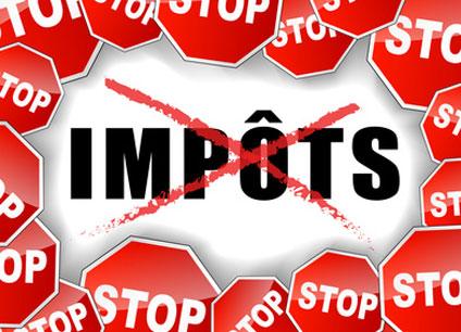 Stop aux impôts, ne pas payer d'impôts en France