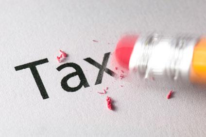 taxe supprimée