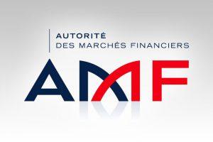 Logo de l'Autorite des Marchés Financier (AMF)