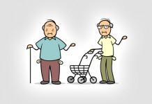 retraités pauvres
