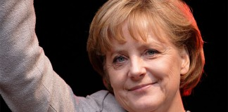 Photo d'Angela Merkel