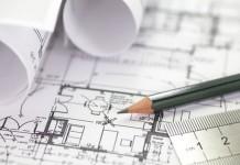 Plans d'architecte