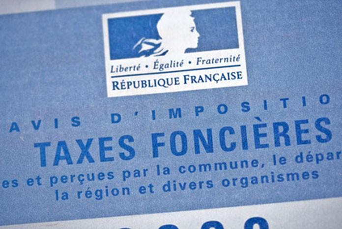 taxes foncières