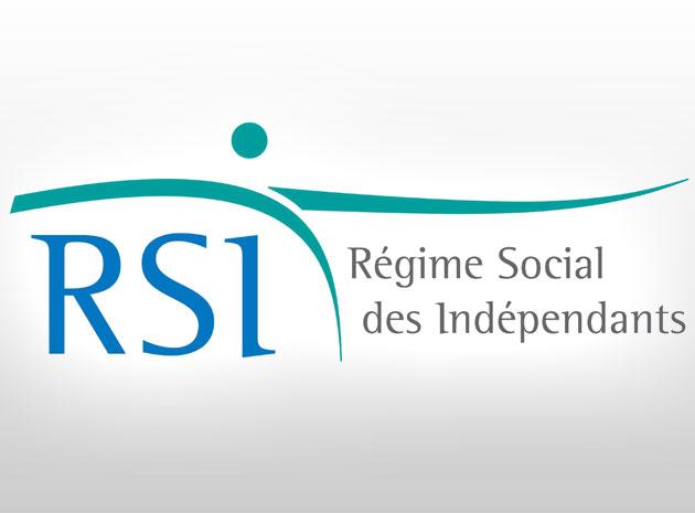 Logo du RSI (régime social des indépendants)