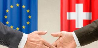 Accords entre la Suisse et l'Uniion Européenne (UE)
