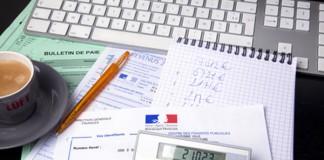 déclaration de revenus papier