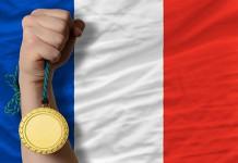 Médaille France