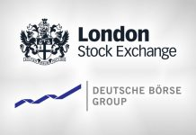 Logos : London Stock Exchange & Deutsche Börse