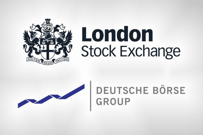 Logos : London Stock Exchange & Deutsche Börse