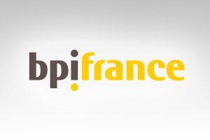 Logo de bpifrance (Banque Publique d'Investissement ou BPI)