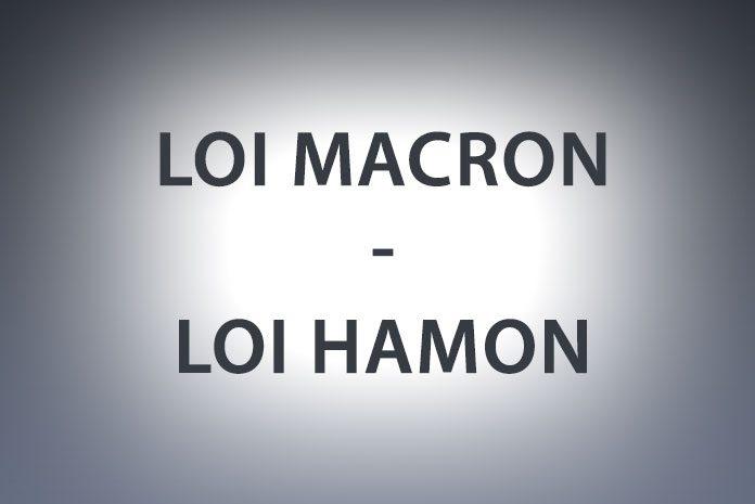 Loi Macron / Loi Hamon