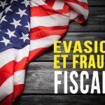 Lutte contre l'évasion et la fraude fiscale aux USA