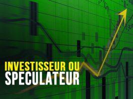Investisseur ou spéculateur