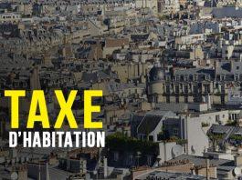 Taxe d'habitation à Paris