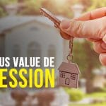 Plus value de cession immobilière