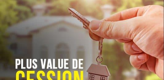 Plus value de cession immobilière