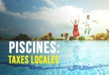 Piscines et impôts locaux