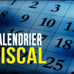 Calendrier fiscal