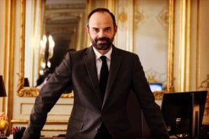 Photo d'Édouard Philippe