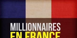 Millionnaires en France