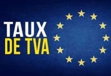 Taux de TVA dans l'union européenne