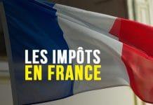 Impôts en France